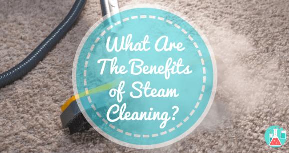 benefits of steam mop