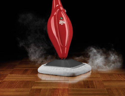 Dirt Devil Easy Steam Mop Review