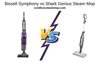 Bissell Symphony vs Shark Genius