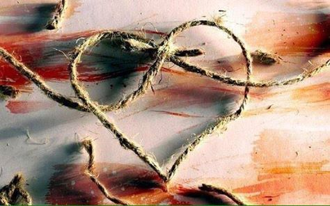corazon con cuerda