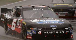 EL MUSTANG VUELVE AL NASCAR