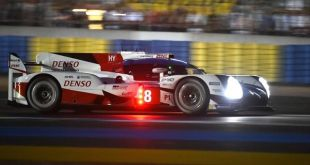 "ALONSO LARGARÁ EN POLE LAS 24 HORAS DE LE MANS, ""PECHITO"" SEGUNDO"