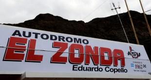 """LA PRESENTACIÓN OFICIAL DEL """"ZONDA"""""""