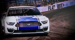 ASÍ ES EL MUSTANG PARA LA TEMPORADA 2019 DE LA NASCAR