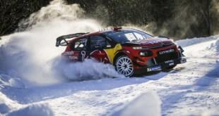 LOS C3 WRC LISTOS PARA AFRONTAR EL DESAFÍO