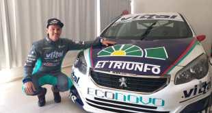 """EL G RACING CAR HIZO SU PRESENTACIÓN EN """"LA FORTALEZA"""""""