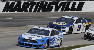 NUEVA VICTORIA DE KESELOWSKI EN LA NASCAR