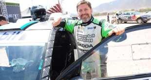 «HACER UN PODIO EN LA WRC2 ES HISTÓRICO PARA MÍ»