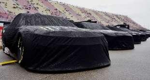 LA LLUVIA POSPONE LA CARRERA DE LA NASCAR EN MICHIGAN