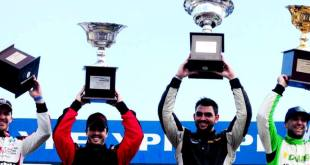 EL TOP RACE V6 Y EL TOP RACE SERIES REALIZARON UN GRAN DOMINGO DOBLE