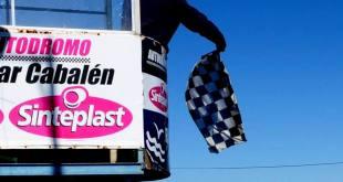 EL CABALÉN RECIBIRÁ AL TOP RACE