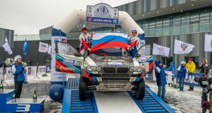 VASILYEV SE IMPONE EN LA BAJA RUSIA 2020