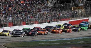NASCAR ANUNCIA CARRERAS A PUERTAS CERRADAS