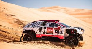 REBELLION RACING APUESTA AL DAKAR