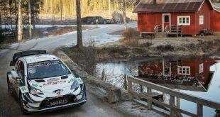 PARA LATVALA EL PARATE DEL WRC PODRÍA FAVORECERLO EN FINLANDIA