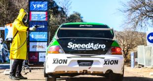 SIMULACRO DE RALLY EN POS DEL REGRESO
