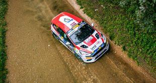 EL JUNIOR WRC CERRARÁ LA TEMPORADA CON EL RALLY DE BÉLGICA