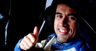 «PELUCHE» CÁCERES, OTRO QUE DEBUTARÁ EN TOP RACE
