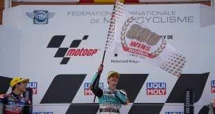 HONDA LLEGÓ A LAS 800 VICTORIAS EN EL MUNDIAL DE MOTOCICLISMO