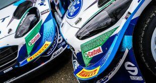 SATISFACCIÓN EN M-SPORT TRAS LAS PRIMERAS PRUEBAS CON SU WRC HÍBRIDO