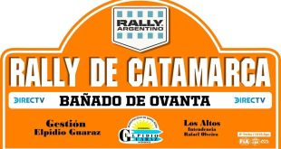 CATAMARCA, LA PRÓXIMA DEL RALLY ARGENTINO