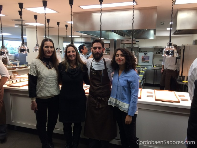En la cocina de Mugaritz, ¿ya no habrá fotos tan cerquita?