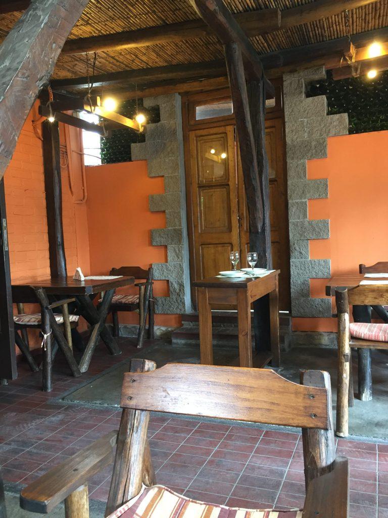 Casa de campo, Mendoza