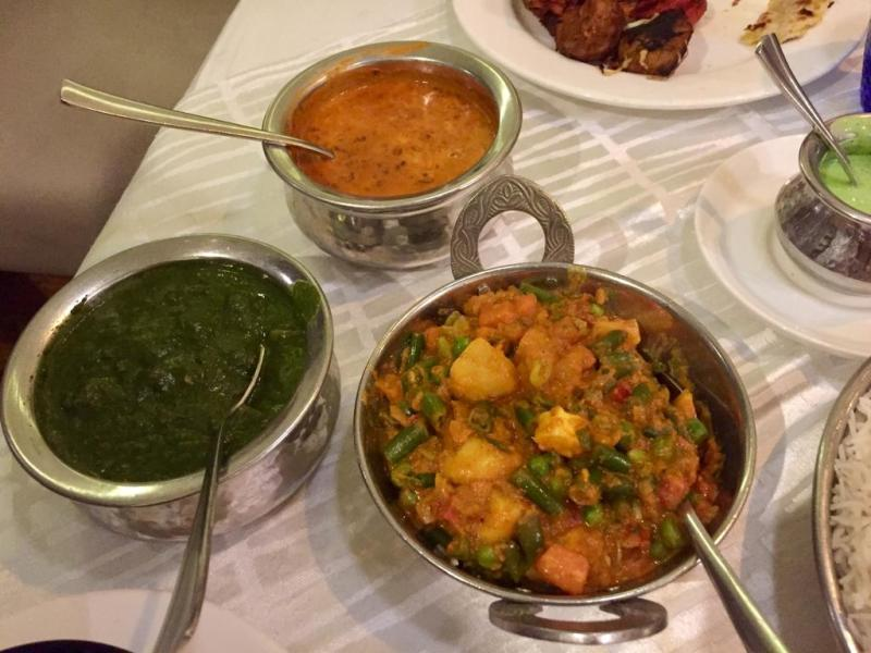 Las 10 comidas y bebidas más deliciosas que probé en India