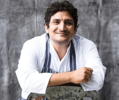 Mauro Colagreco es parte de #SupportRestaurants