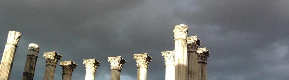Templo Romano de la calle Claudio Marcelo. Foto R.O.