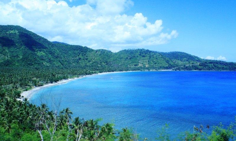 Akhir Pekan di Kota Lombok
