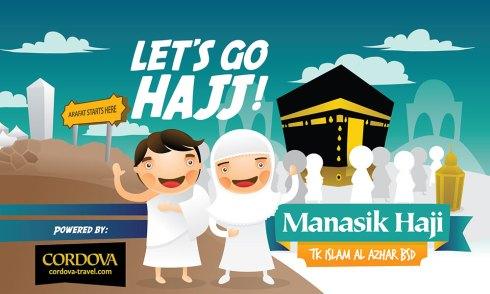 Manasik Haji Anak – TK Islam Al Azhar BSD