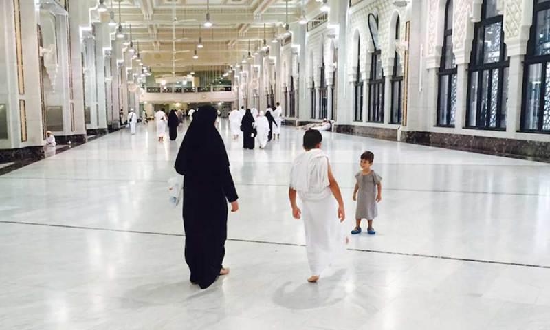 Tips Umrah Bersama Anak