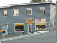 """Man of Steel set in Ucelet, BC """"dressed up"""" as Cordova, AK"""