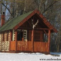 Hungarian Cordwood by Tamas Abel