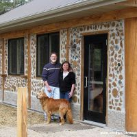 Cordwood: Open to the Public
