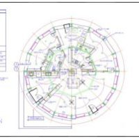 Cordwood House Plans