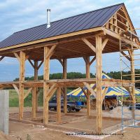 Cordwood Framing for Beginners
