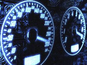 speedometer 124549393