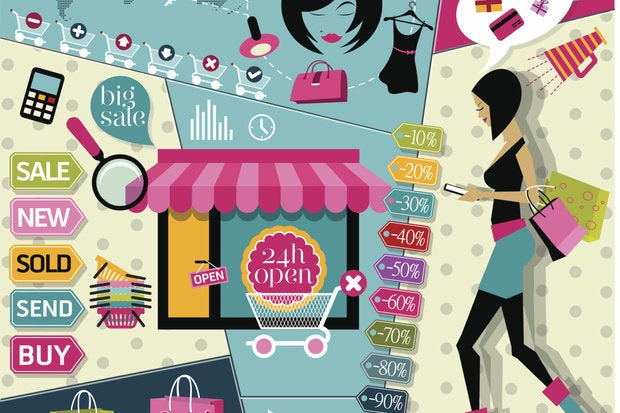mobile retail shopping market research