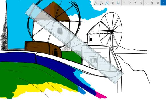 windows 10 windows ink sketchpad