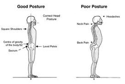 Posture graphic