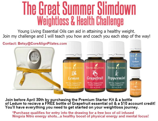 Summer Slimdown FB promotion verson 2
