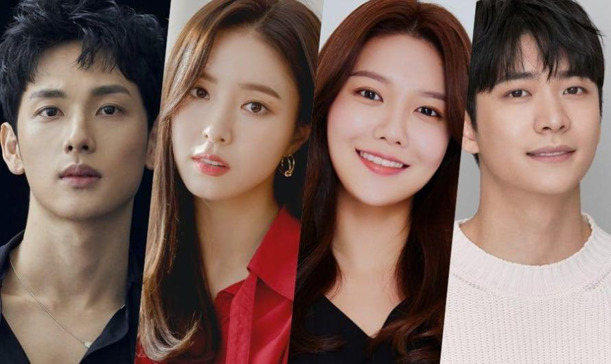 Im Siwan, Shin Se Kyung, Sooyoung e Kang Tae Oh confirmados no próximo drama de romance