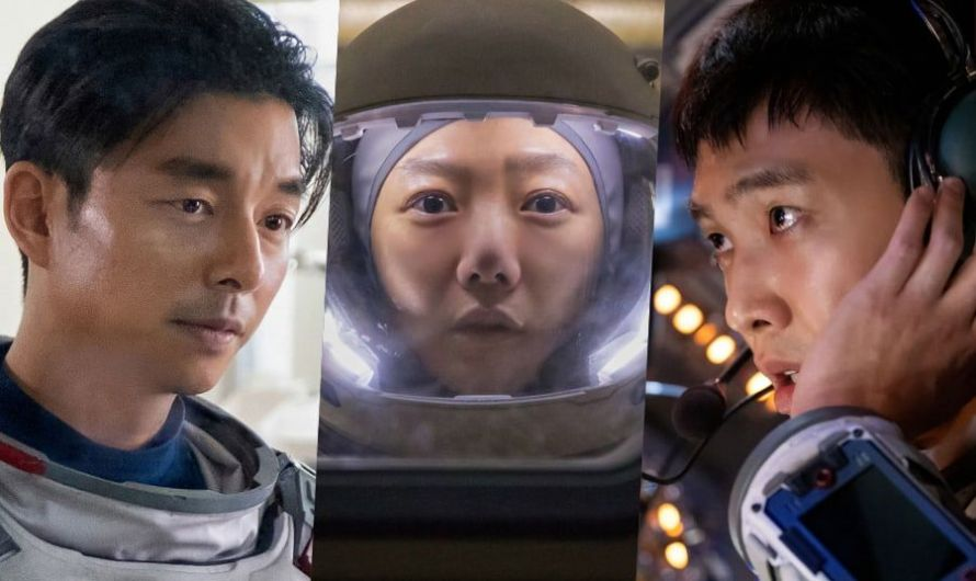 BAE DOONA, LEE JOON E PRODUTOR JUNG WOO SUNG FALAM SOBRE AS FILMAGENS DE 'THE SILENT SEA' E MAIS