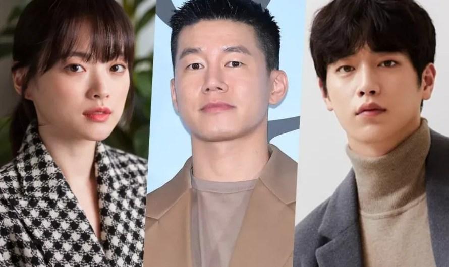 Chun Woo Hee e Kim Moo Yeol em negociações para um novo drama de suspense junto com Seo Kang Joon