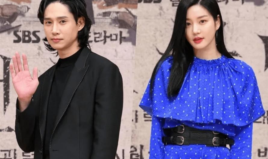 "Park Sung Hoon e Lee Yoo Bi se desculpam pela controvérsia de ""Joseon Exorcist"""