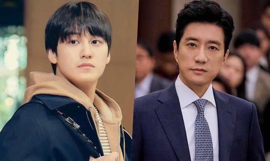 """Kim Bum e Kim Myung Min Discutem Seus Personagens De """"Law School"""" E Os Destaques Do Drama"""