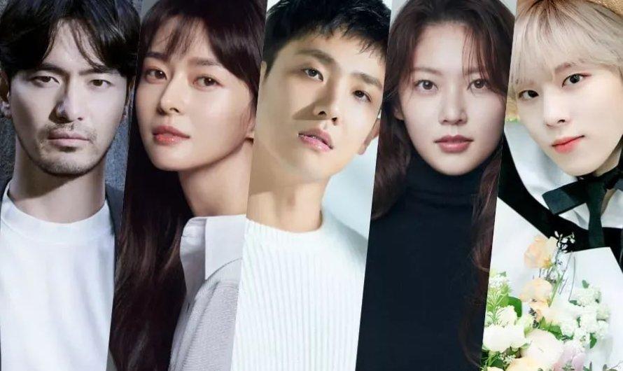 Lee Jin Wook, Kwon Nara, Lee Joon, Gong Seung Yeon e Kim Woo Seok Confirmados Para Novo Drama De Fantasia
