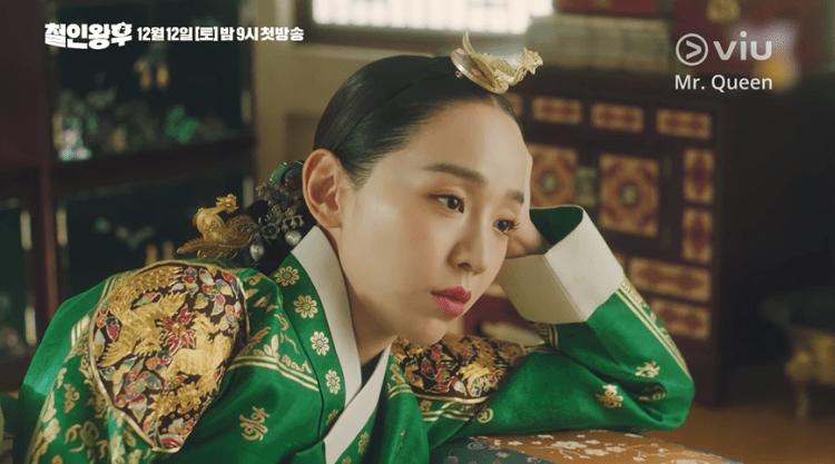 """Atriz de 'Mr. Queen"""" Shin Hye Sun continuará a ser modelo da marca de máscaras"""